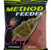 Zanęta Lorpio Method Feeder Red Krill NOWOŚĆ 2016