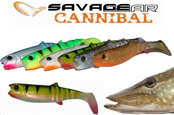 Kopyto Savage Gear Cannibal 10 cm